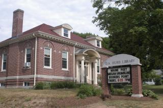 DA Hurd Library