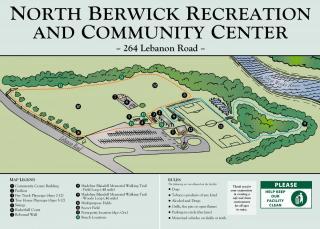 Community Center Map